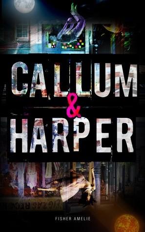 Okładka książki Callum & Harper