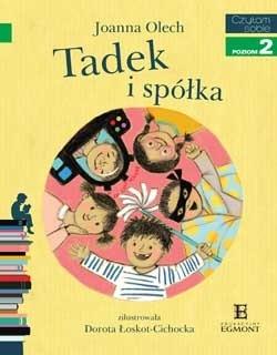 Okładka książki Tadek i spółka