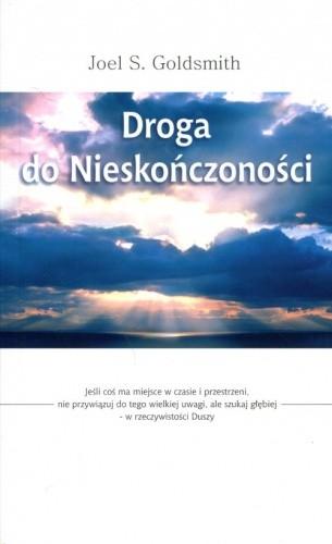 Okładka książki Droga do nieskończoności