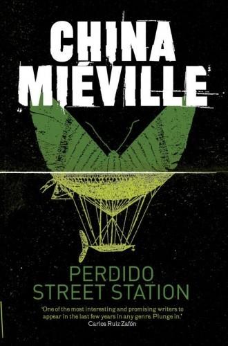 Okładka książki Perdido Street Station