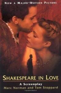 Okładka książki Shakespeare in Love: A Screenplay