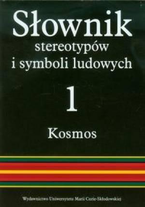 Okładka książki Słownik stereotypów i symboli ludowych; Tom I Kosmos; 3: Meteorologia