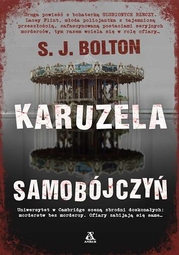 Okładka książki Karuzela samobójczyń