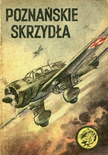 Okładka książki Poznańskie skrzydła