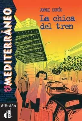 Okładka książki La chica del tren