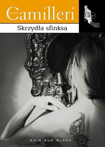 Okładka książki Skrzydła sfinksa