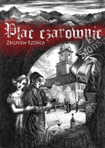 Okładka książki Plac czarownic