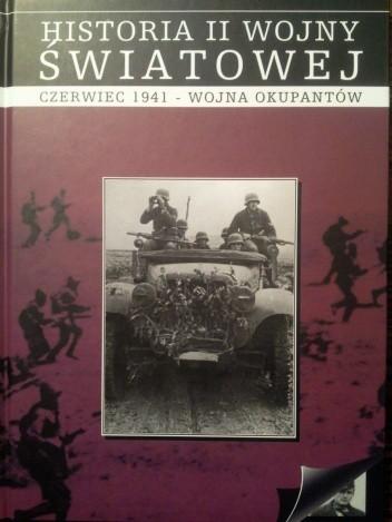 Okładka książki Czerwiec 1941 - Wojna okupantów