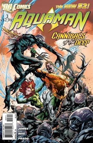 Okładka książki Aquaman Vol 7 #3