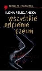 Okładka książki Wszystkie odcienie czerni