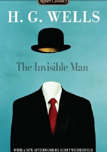 Okładka książki The Invisible Man-DUPLIKAT!
