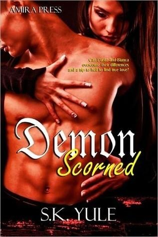 Okładka książki Demon Scorned
