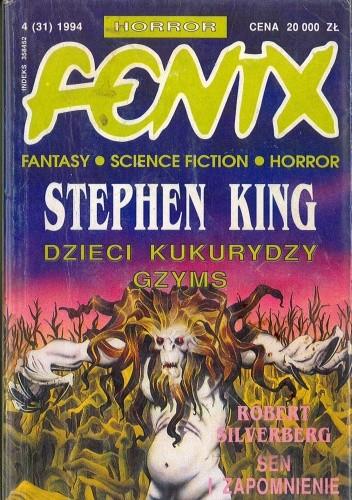 Okładka książki Fenix 1994 4 (31)
