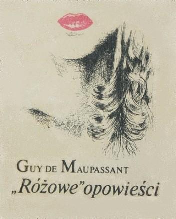 Okładka książki Różowe opowieści