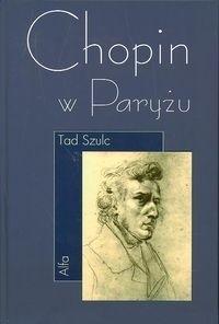 Okładka książki Chopin w Paryżu