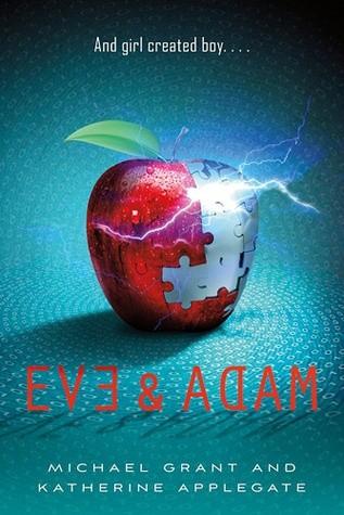 Okładka książki Eve and Adam