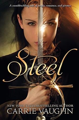 Okładka książki Steel
