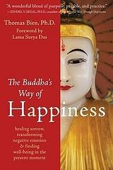 Okładka książki The Buddha's way of happiness