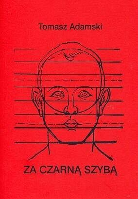 Okładka książki Za czarną szybą
