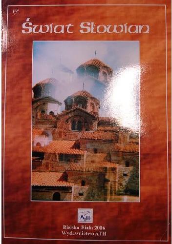 Okładka książki Świat Słowian