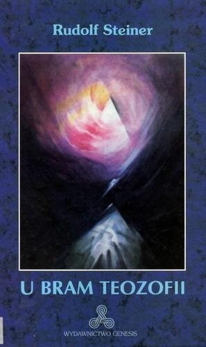 Okładka książki U bram teozofii