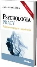 Okładka książki Psychologia pracy. Podstawowe pojęcia i zagadnienia
