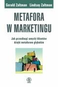 Okładka książki Metafora w marketingu