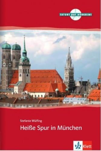 Okładka książki Heiße Spur in München