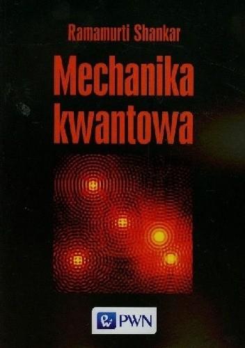 Okładka książki Mechanika kwantowa