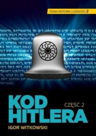 Okładka książki Kod Hitlera, cz. 2