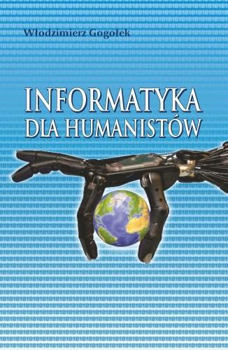 Okładka książki Informatyka dla humanistów
