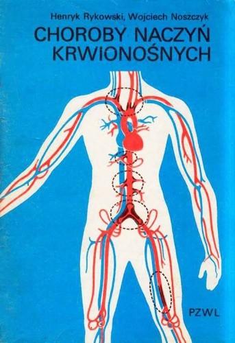 Okładka książki Choroby naczyń krwionośnych
