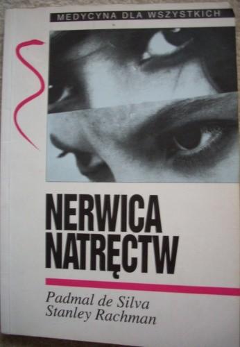 Okładka książki Nerwica natręctw