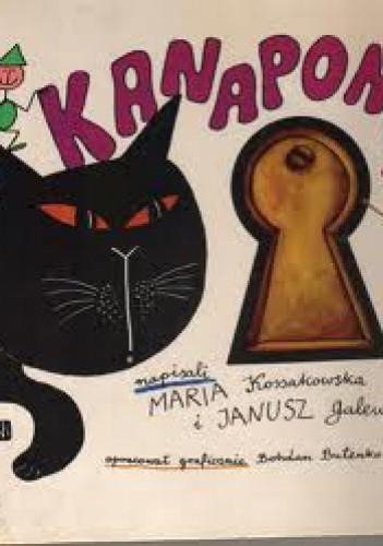 Okładka książki Kanapony