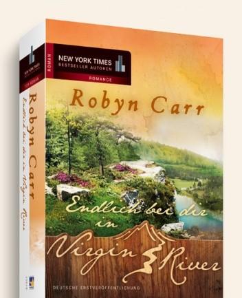 Okładka książki Endlich bei dir in Virgin River