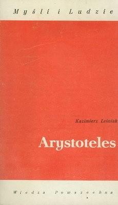 Okładka książki Arystoteles