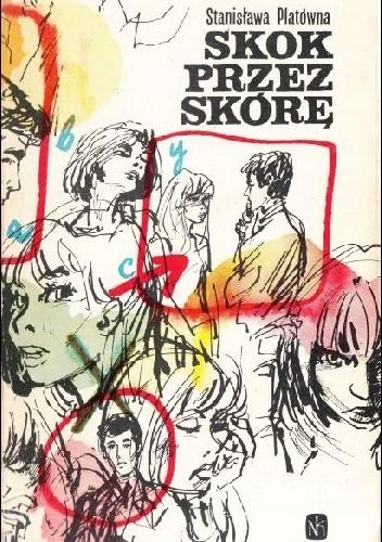 Okładka książki Skok przez skórę