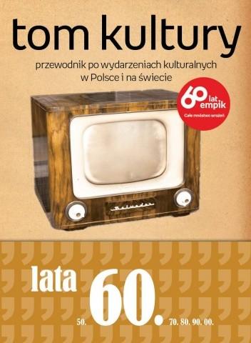 Okładka książki Tom Kultury: Lata sześćdziesiąte