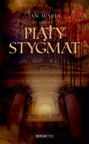 Okładka książki Piąty stygmat