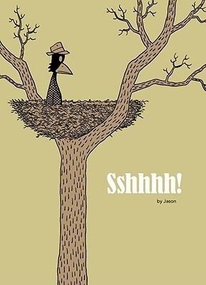 Okładka książki Sshhhh!