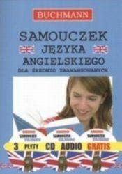 Okładka książki Samouczek języka angielskiego dla średnio zaawansowanych