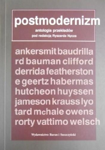 Okładka książki Postmodernizm. Antologia przekładów.