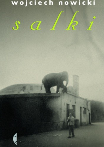 Okładka książki Salki