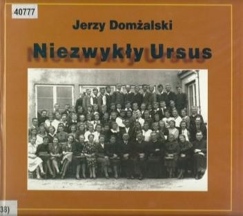 Okładka książki Niezwykły Ursus