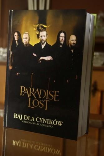 Okładka książki Paradise Lost – Raj dla Cyników
