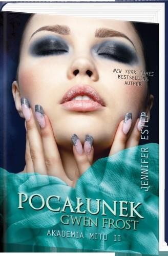 Okładka książki Pocałunek Gwen Frost