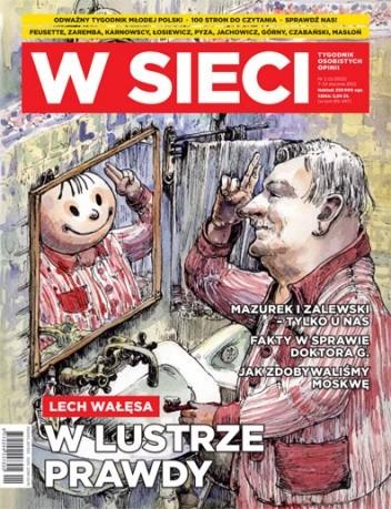 Okładka książki W sieci, nr 5/2013