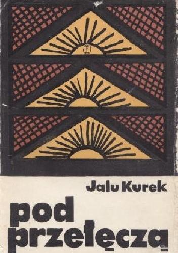 Okładka książki Pod przełęczą