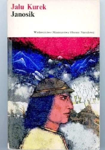 Okładka książki Janosik