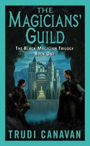 Okładka książki The Magician's Guild